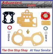 Dellorto DHLA 45 Carb Basic Gasket And Seal Service Kit For One Carb